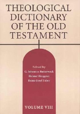 Theological Dictionary of the Old Testament, Volume VIII, Volume 8 Cover Image