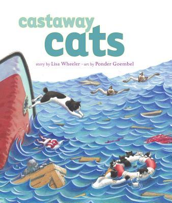 Castaway Cats Cover
