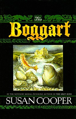 The Boggart Cover Image