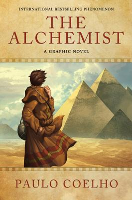 The Alchemist: A Graphic Novel Cover Image