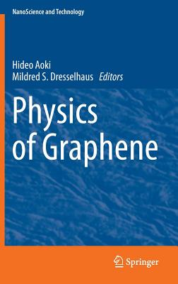 Cover for Physics of Graphene (Nanoscience and Technology)