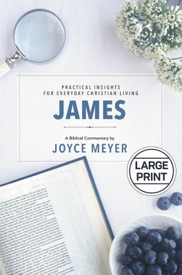 Cover for James
