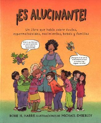 Es Alucinante! = It's So Amazing! Cover Image