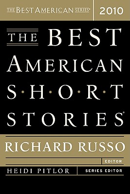 The Best American Short Stories Cover