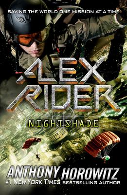Nightshade (Alex Rider) Cover Image