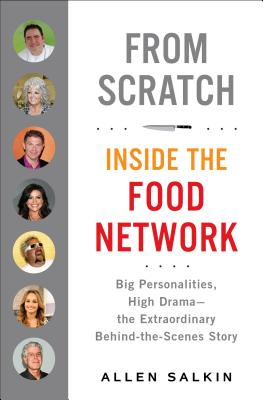 From Scratch: Inside the Food Network Cover Image