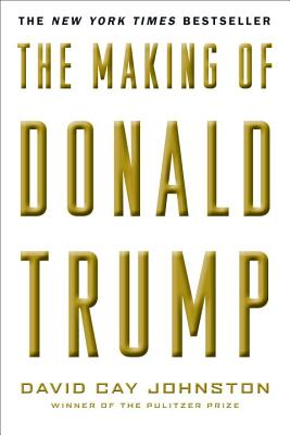 The Making of Donald Trump Cover Image