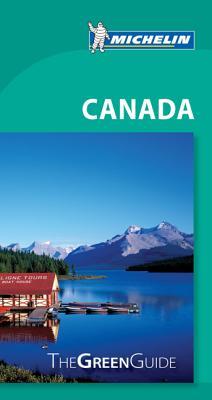 Michelin Green Guide Canada Cover