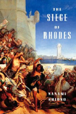 The Siege of Rhodes Cover Image