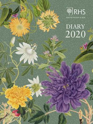 Royal Horticultural Society Pocket Diary 2020 Cover Image