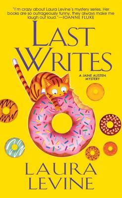 Last Writes (A Jaine Austen Mystery #2) Cover Image