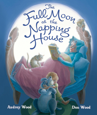 The Full Moon at the Napping House Cover Image