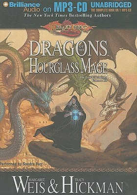 Cover for Dragons of the Hourglass Mage