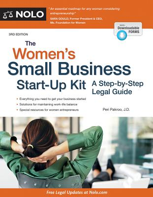 The Women's Small Business Start-Up Kit Cover