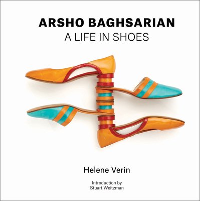 Arsho Baghsarian: A Life in Shoes Cover Image