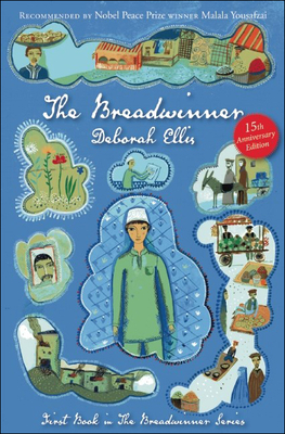 The Breadwinner Cover Image