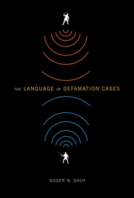 The Language of Defamation Cases Cover Image