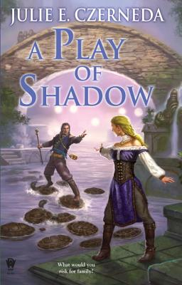 Cover for A Play of Shadow (Night's Edge #2)