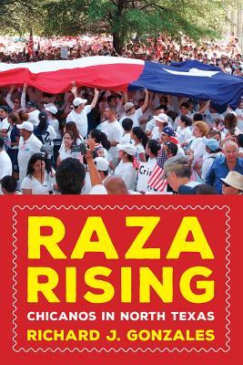 Cover for Raza Rising