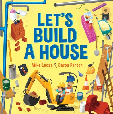 Let's Build a House Cover Image