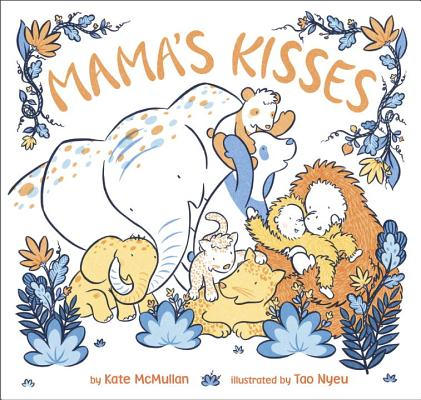 Mama's Kisses Cover Image