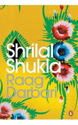 Cover for Raag Darbari