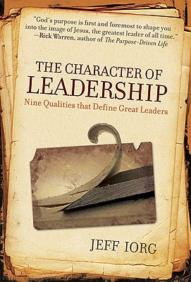 The Character of Leadership Cover
