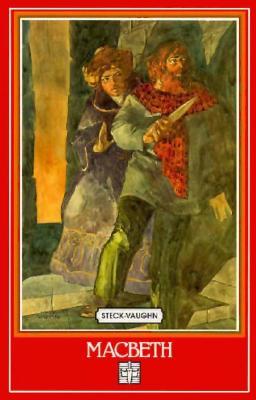 Cover for Macbeth, Story Book Grade 4