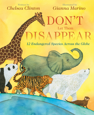 Don't Let Them Disappear Cover Image
