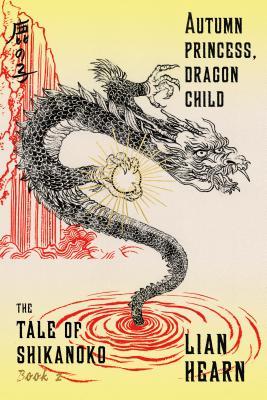 Cover for Autumn Princess, Dragon Child