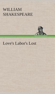 Love's Labor's Lost Cover Image
