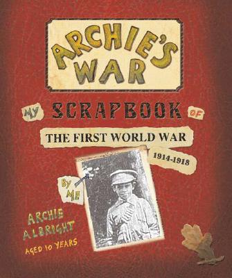 Archie's War Cover