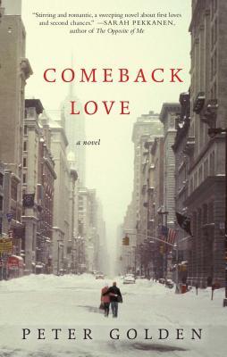 Comeback Love Cover Image