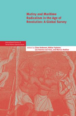 Cover for Mutiny and Maritime Radicalism in the Age of Revolution