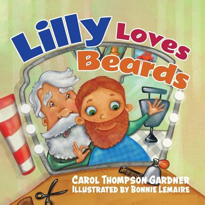 Lilly Loves Beards Cover Image