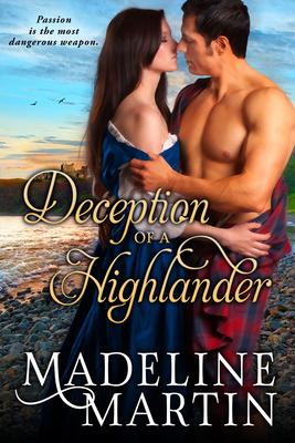Cover for Deception of a Highlander (Heart of the Highlands #1)