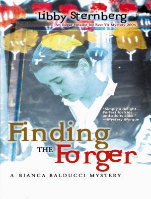 Finding the Forger Cover