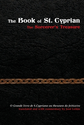 The Book of St. Cyprian: The Sorcerer's Treasure Cover Image
