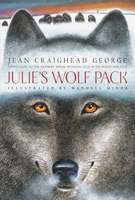 Julie's Wolf Pack (Julie of the Wolves #3) Cover Image