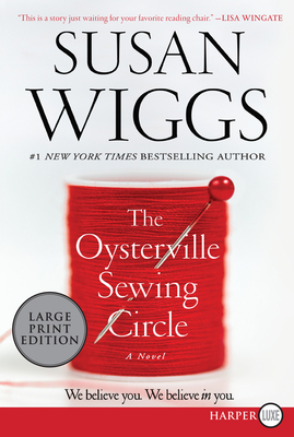 The Oysterville Sewing Circle: A Novel Cover Image
