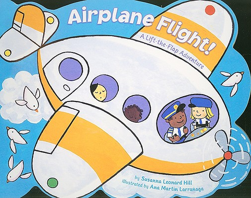 Cover for Airplane Flight!