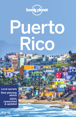 Lonely Planet Puerto Rico (Regional Guide) Cover Image