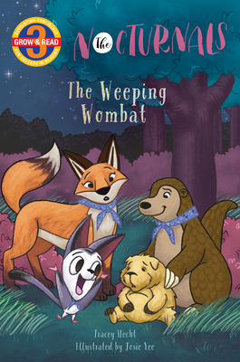 The Weeping Wombat: The Nocturnals Cover Image