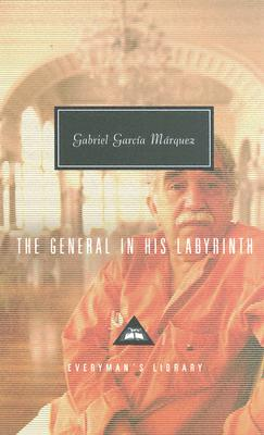The General in His Labyrinth Cover