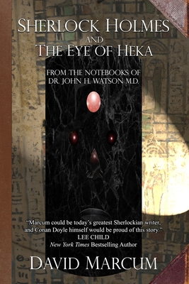 Sherlock Holmes and The Eye of Heka Cover Image