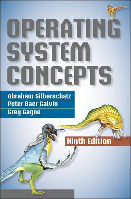 Operating System Concepts Cover Image