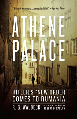 Athene Palace Cover
