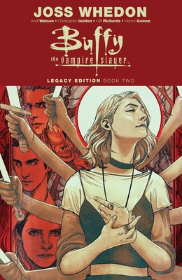 Buffy the Vampire Slayer Legacy Edition Book Two Cover Image