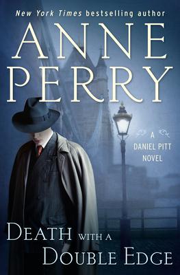 Death with a Double Edge: A Daniel Pitt Novel Cover Image