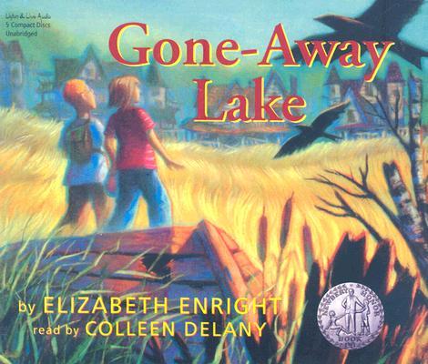 Gone-Away Lake (Gone-Away Lake Books (Audio)) Cover Image